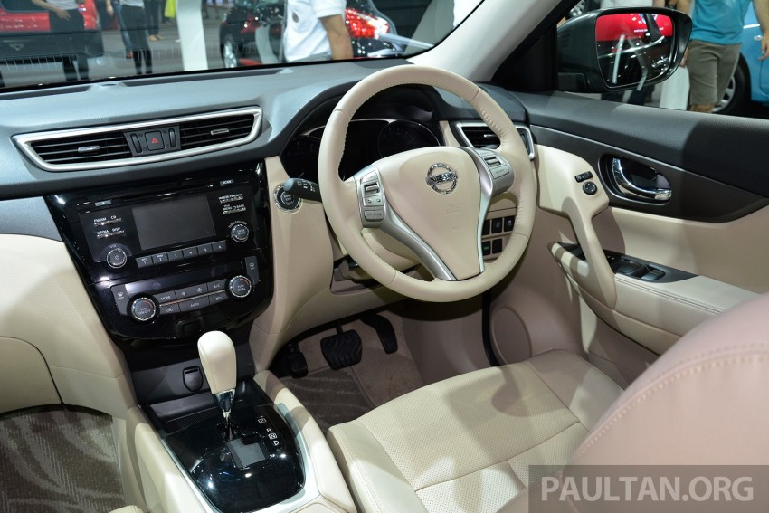 GALLERY: Nissan X-Trail at the 2014 Thai Motor Expo Image #292778