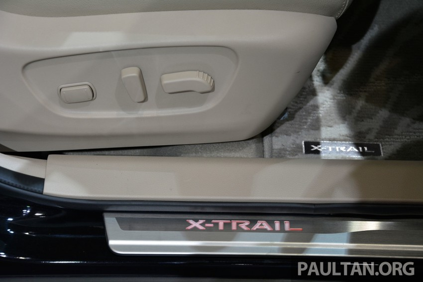 GALLERY: Nissan X-Trail at the 2014 Thai Motor Expo Image #292781