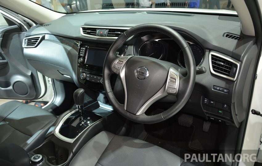 GALLERY: Nissan X-Trail at the 2014 Thai Motor Expo Image #292786