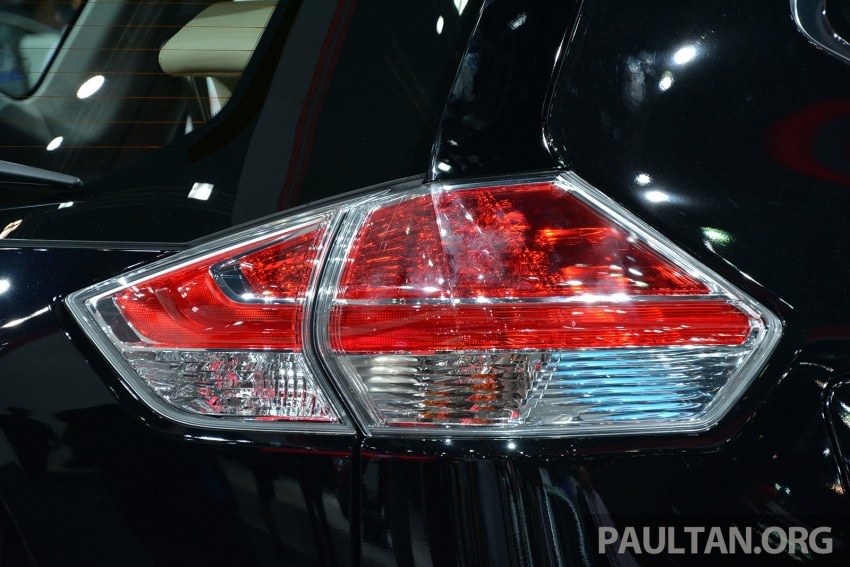 GALLERY: Nissan X-Trail at the 2014 Thai Motor Expo Image #292788