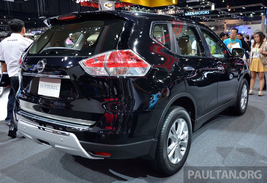 GALLERY: Nissan X-Trail at the 2014 Thai Motor Expo Image #292789