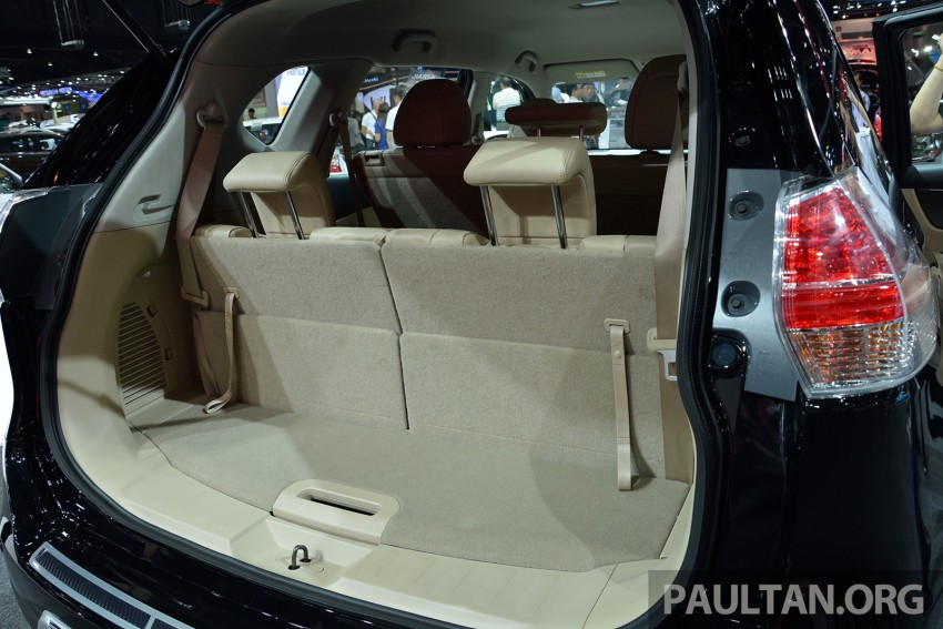 GALLERY: Nissan X-Trail at the 2014 Thai Motor Expo Image #292764