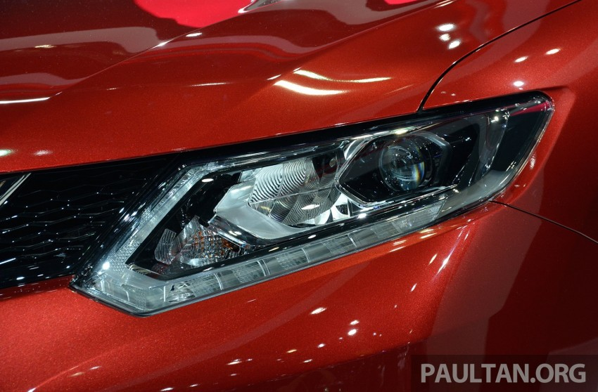 GALLERY: Nissan X-Trail at the 2014 Thai Motor Expo Image #292768