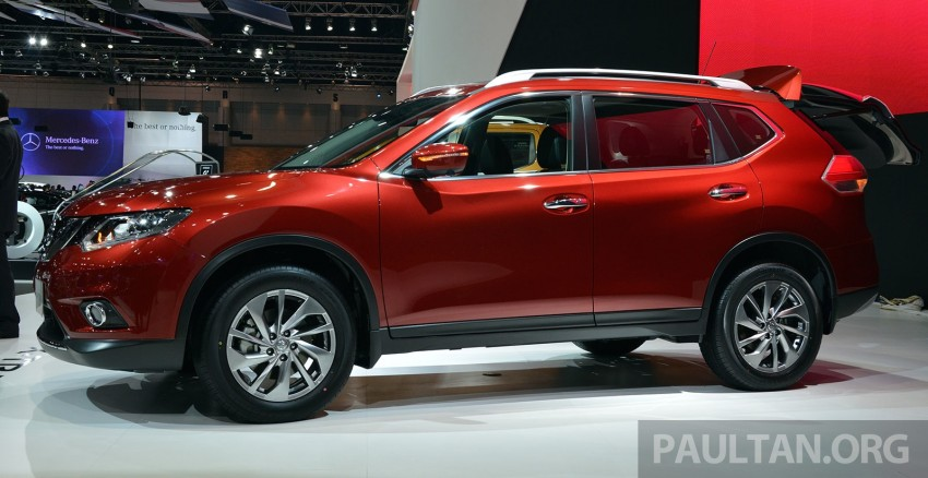 GALLERY: Nissan X-Trail at the 2014 Thai Motor Expo Image #292769