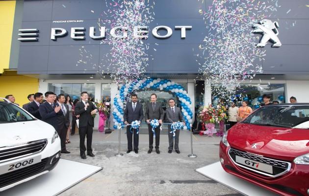 Peugeot Ipoh Garden Launch