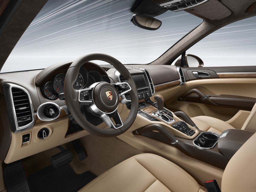Porsche Cayenne and Cayenne GTS facelift unveiled Image #285316