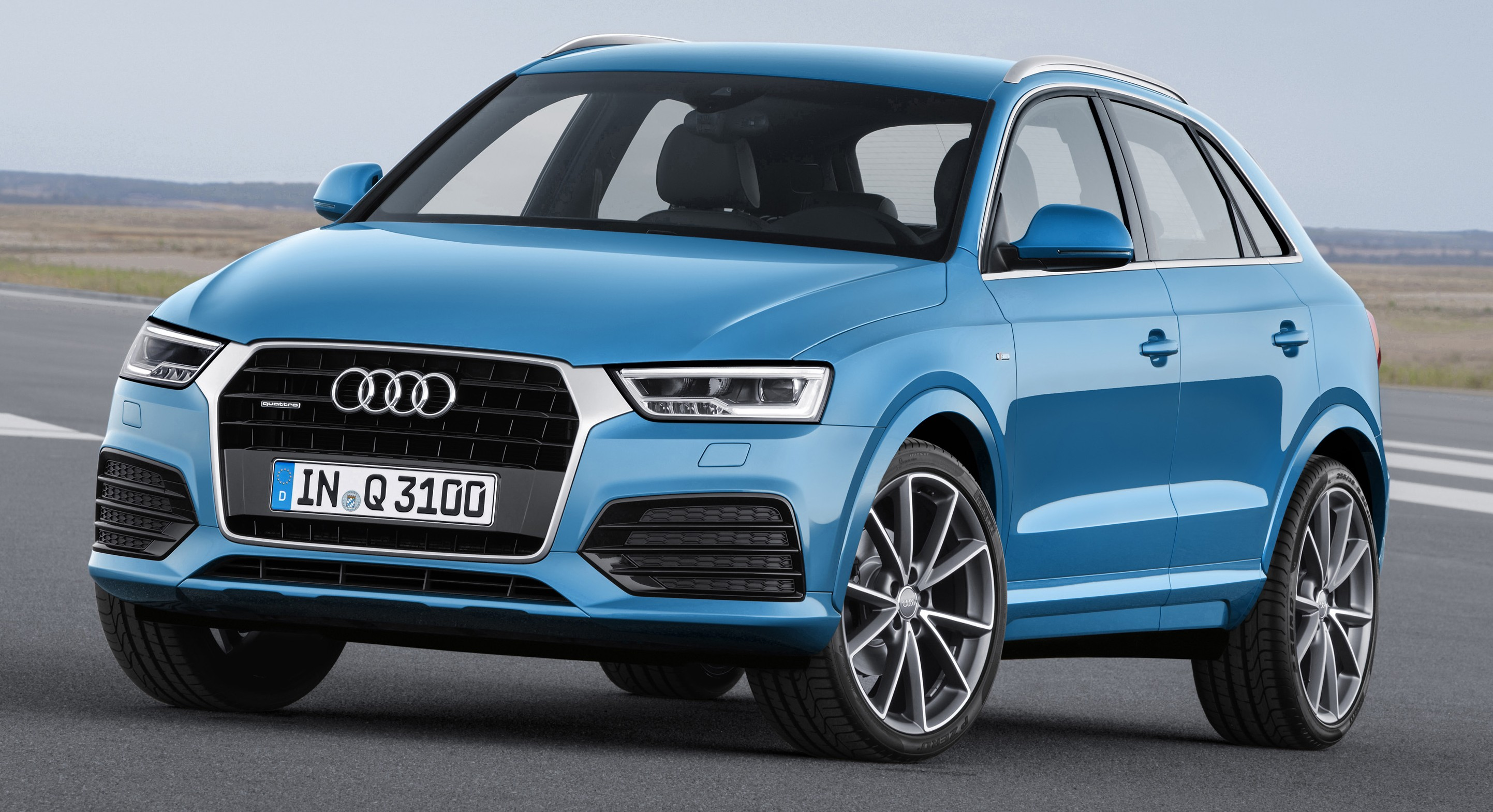 Audi Q3 Facelift Unveiled Rs Q3 Boosted To 340 Hp Paul
