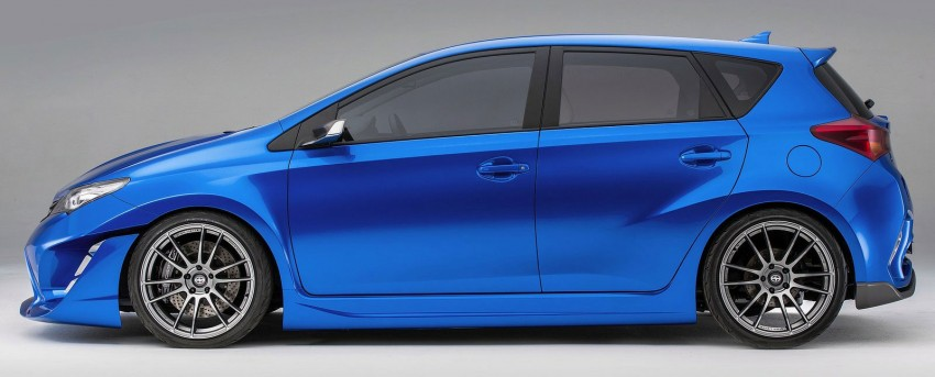Scion iM Concept – production next year, under $20k Image #289887