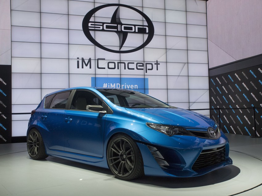 Scion iM Concept – production next year, under $20k Image #290463