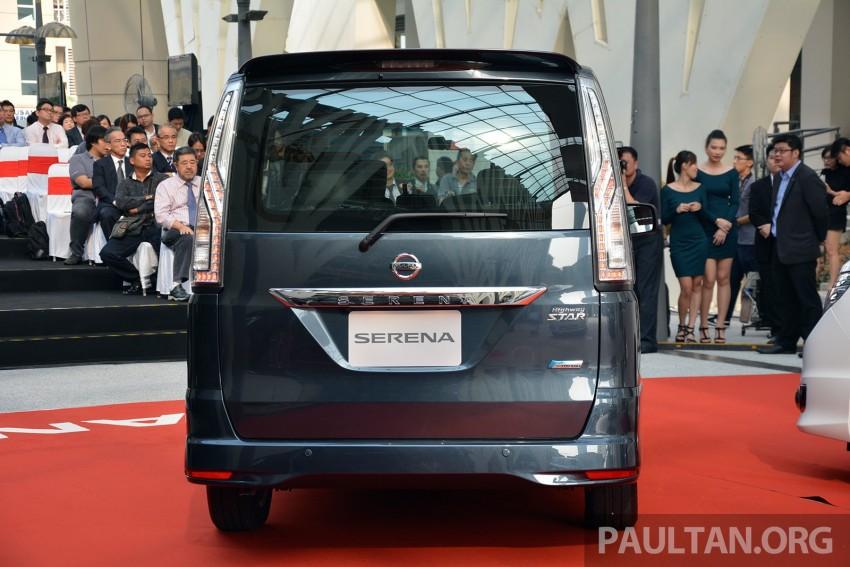 Nissan Serena S-Hybrid facelift debuts – CKD, RM139k Image #284922
