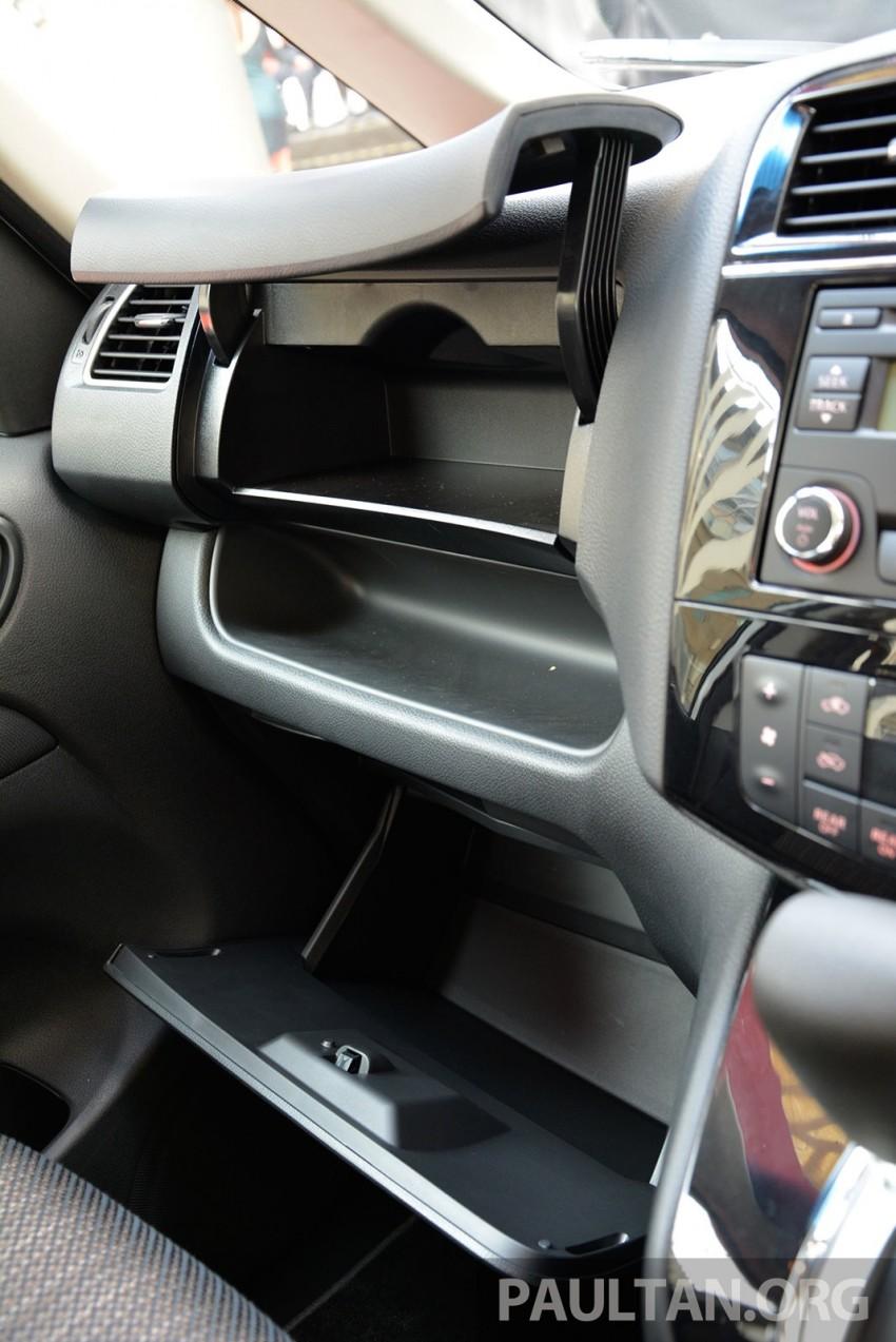 Nissan Serena S-Hybrid facelift debuts – CKD, RM139k Image #284927