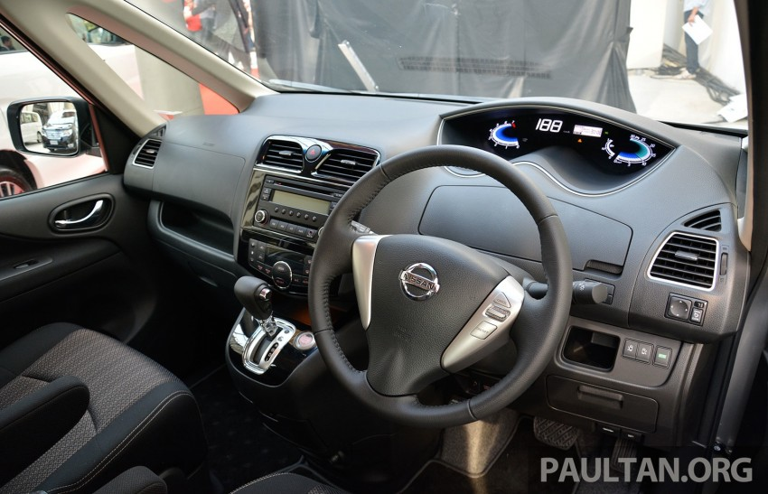 Nissan Serena S-Hybrid facelift debuts – CKD, RM139k Image #284928