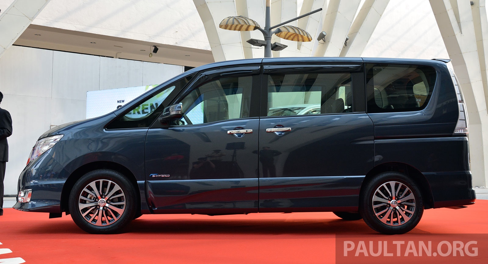 Nissan Serena S-Hybrid facelift debuts – CKD, RM139k Image 284914