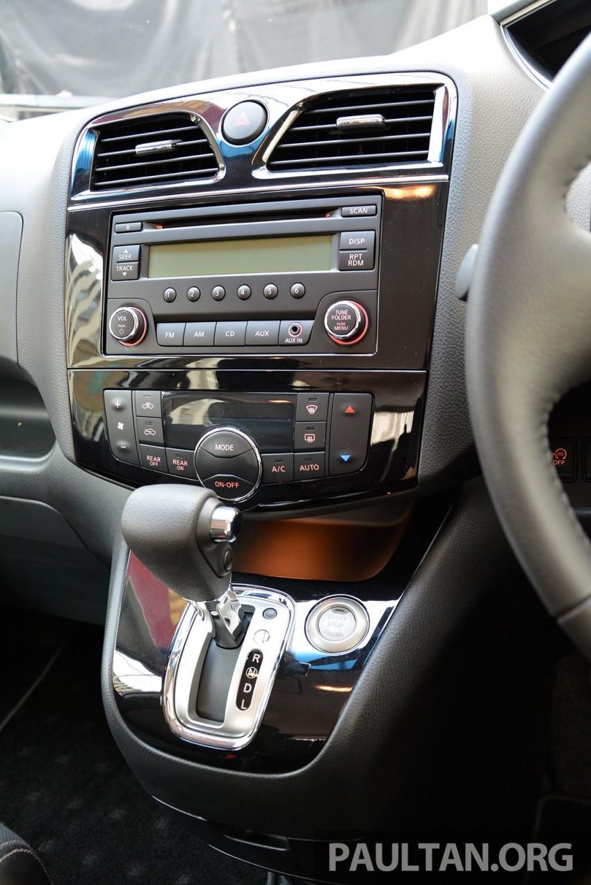 Nissan Serena S-Hybrid facelift debuts – CKD, RM139k Image #284932