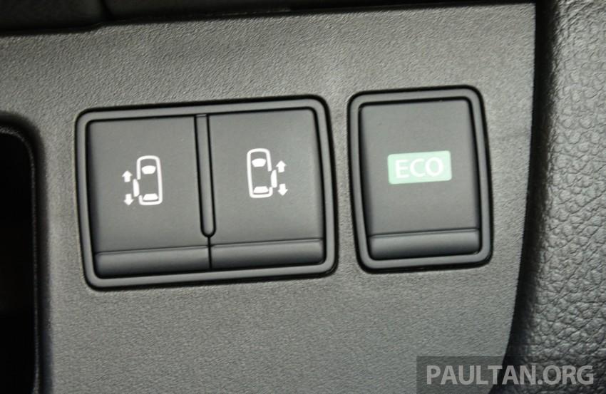 Nissan Serena S-Hybrid facelift debuts – CKD, RM139k Image #284933