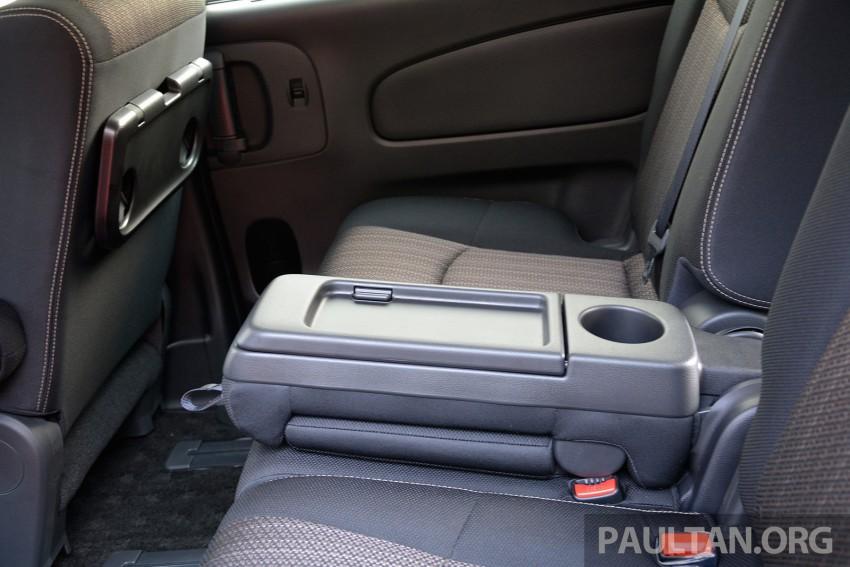 Nissan Serena S-Hybrid facelift debuts – CKD, RM139k Image #284939
