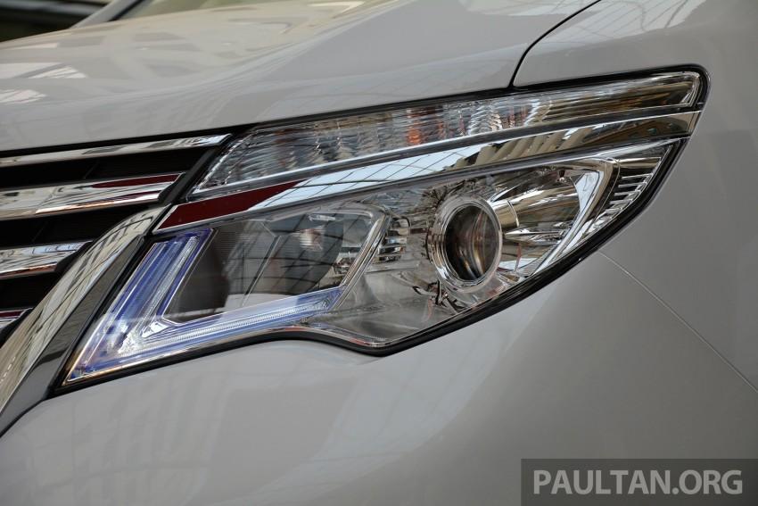 Nissan Serena S-Hybrid facelift debuts – CKD, RM139k Image #284915