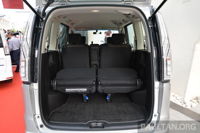 Nissan Serena S-Hybrid facelift debuts – CKD, RM139k Image #284942