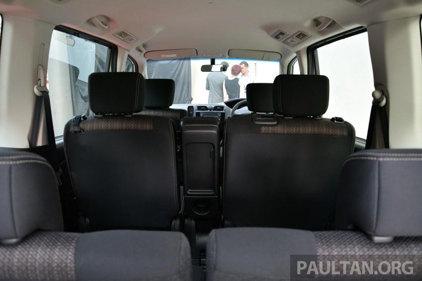 Nissan Serena S-Hybrid facelift debuts – CKD, RM139k Image #284944