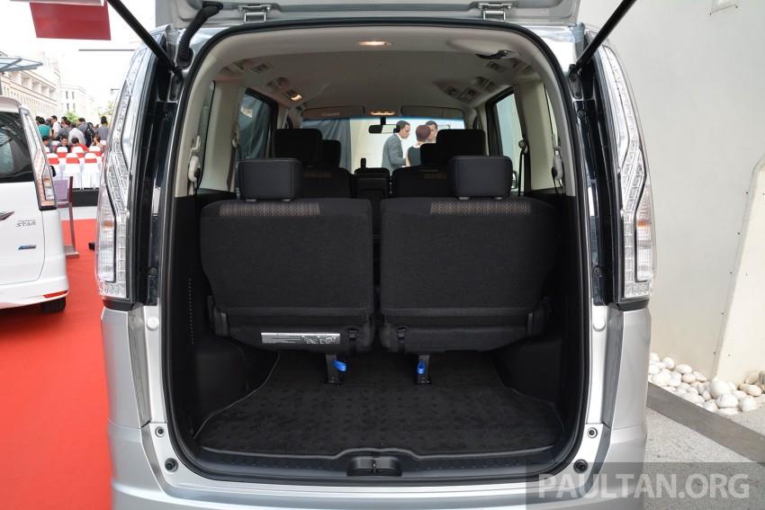 Nissan Serena S-Hybrid facelift debuts – CKD, RM139k Image #284945