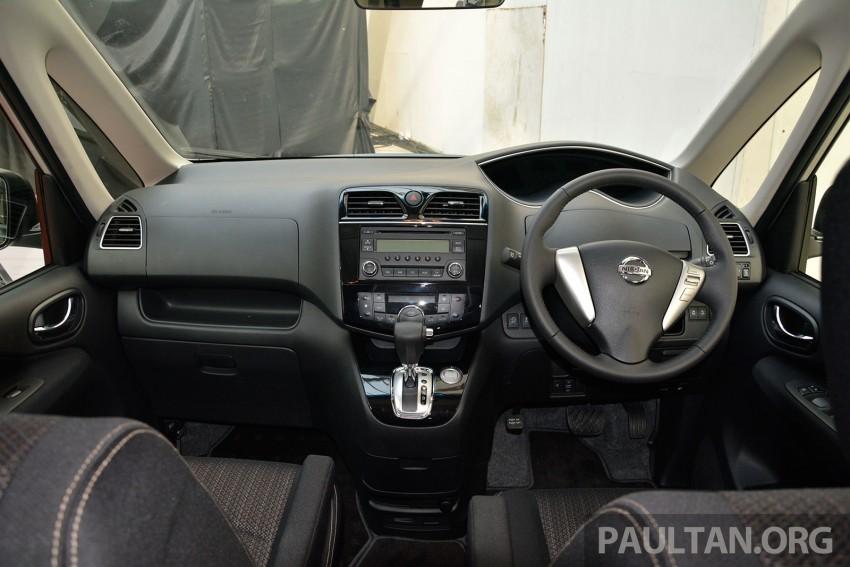Nissan Serena S-Hybrid facelift debuts – CKD, RM139k Image #284947
