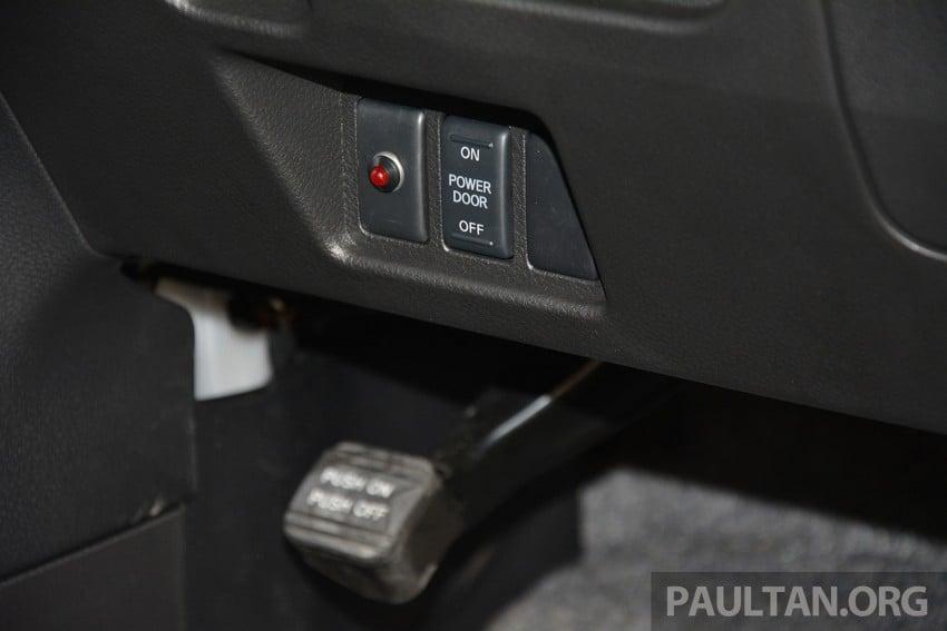 Nissan Serena S-Hybrid facelift debuts – CKD, RM139k Image #284981