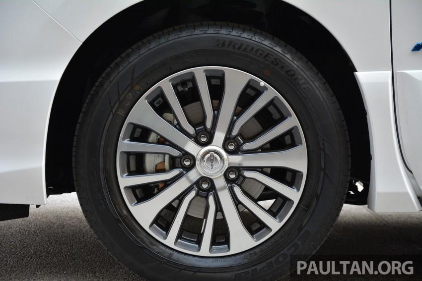Nissan Serena S-Hybrid facelift debuts – CKD, RM139k Image #284916