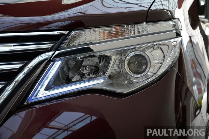 Nissan Serena S-Hybrid facelift debuts – CKD, RM139k Image #284917