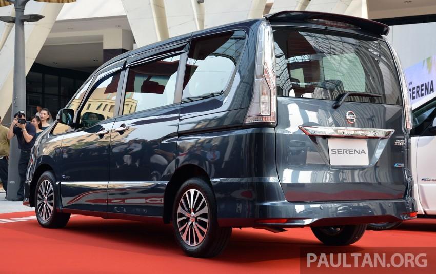 Nissan Serena S-Hybrid facelift debuts – CKD, RM139k Image #284918