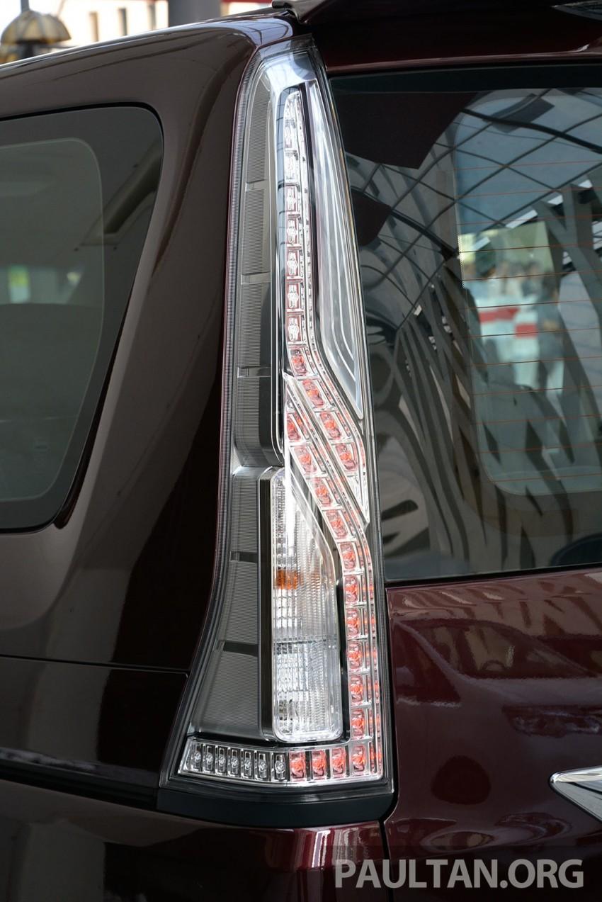 Nissan Serena S-Hybrid facelift debuts – CKD, RM139k Image #284920
