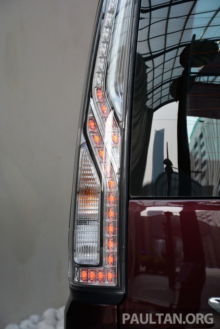 Nissan Serena S-Hybrid facelift debuts – CKD, RM139k Image #284921