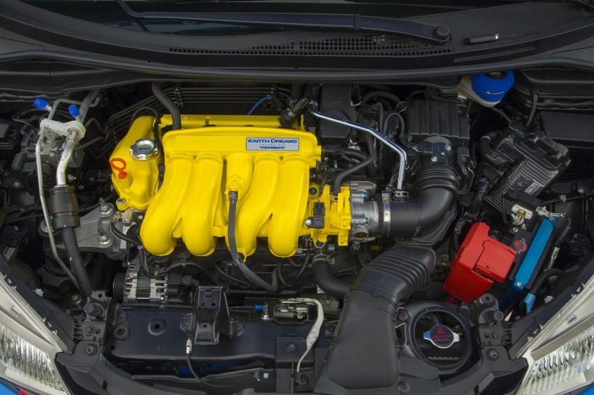 Honda Jazz – nine custom Fits nab award at SEMA Image #285710