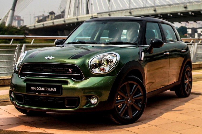 MINI Countryman facelift now here: Cooper S, RM244k Image #285927