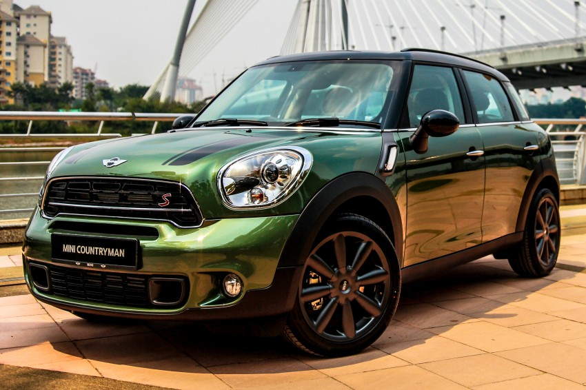 MINI Countryman facelift now here: Cooper S, RM244k Image #285929