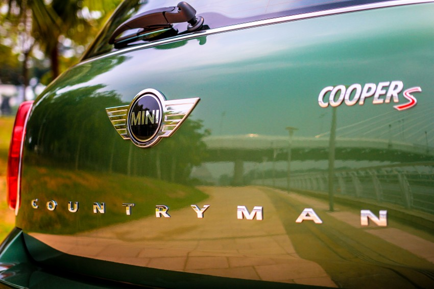MINI Countryman facelift now here: Cooper S, RM244k Image #285930