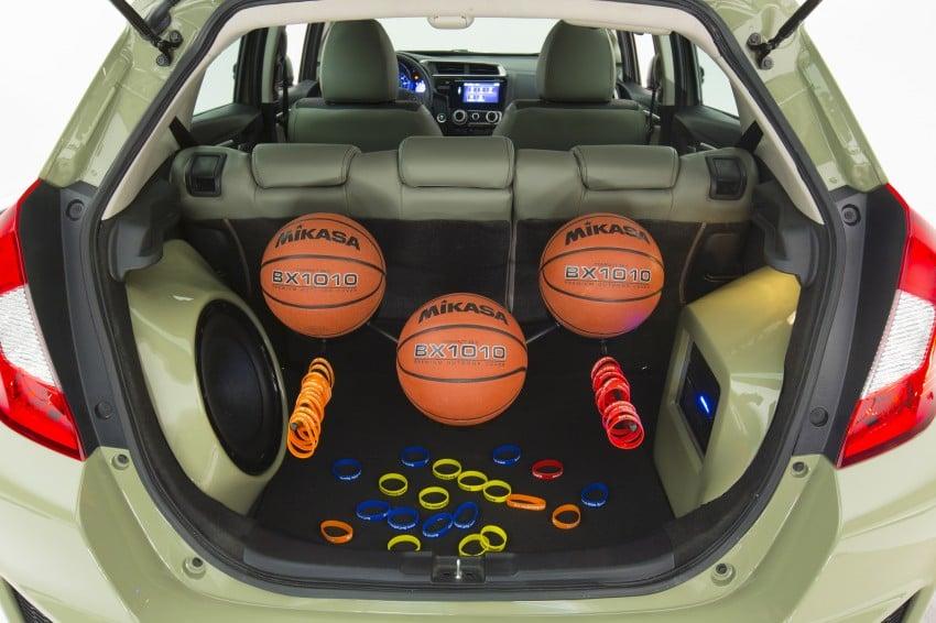 Honda Jazz – nine custom Fits nab award at SEMA Image #285703