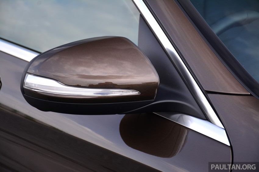 GALLERY: W205 Merc C-Class vs F30 BMW 3 Series Image #286333