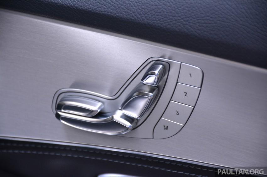 GALLERY: W205 Merc C-Class vs F30 BMW 3 Series Image #286355