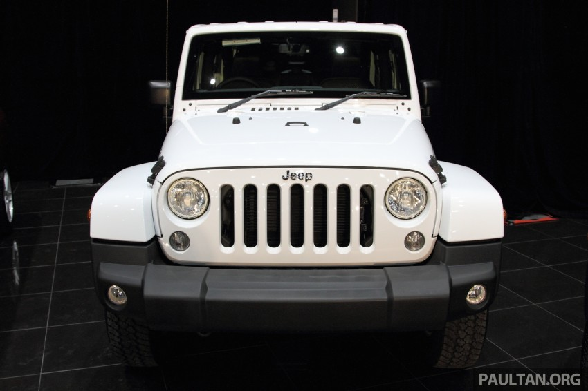 Jeep Wrangler launched in Malaysia: Unlimited Sport RM289k, Unlimited Sahara RM329k, Rubicon RM339k Image #292309