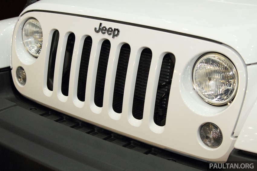 Jeep Wrangler launched in Malaysia: Unlimited Sport RM289k, Unlimited Sahara RM329k, Rubicon RM339k Image #292316