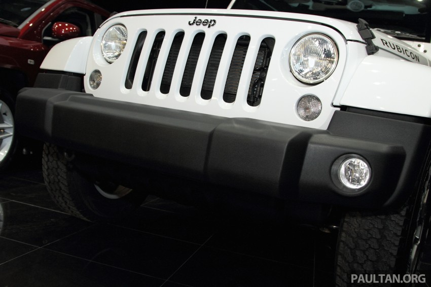 Jeep Wrangler launched in Malaysia: Unlimited Sport RM289k, Unlimited Sahara RM329k, Rubicon RM339k Image #292320