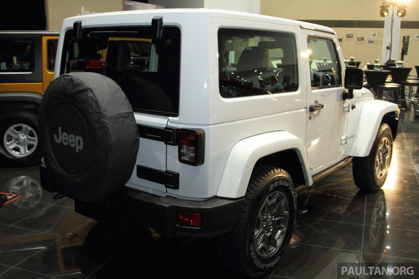 Jeep Wrangler launched in Malaysia: Unlimited Sport RM289k, Unlimited Sahara RM329k, Rubicon RM339k Image #292341