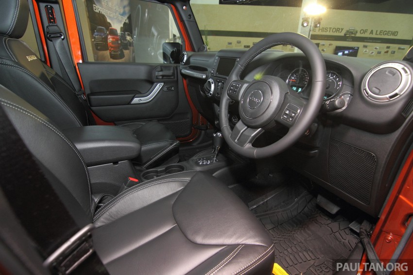 Jeep Wrangler launched in Malaysia: Unlimited Sport RM289k, Unlimited Sahara RM329k, Rubicon RM339k Image #292464