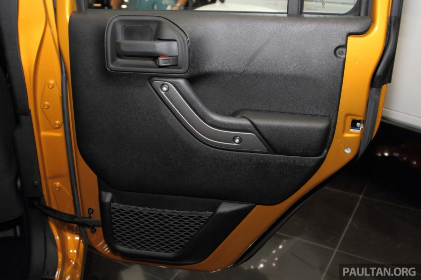 Jeep Wrangler launched in Malaysia: Unlimited Sport RM289k, Unlimited Sahara RM329k, Rubicon RM339k Image #292489