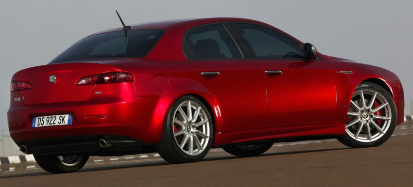 Alfa Romeo to debut new compact exec in June 2015 Image #291124