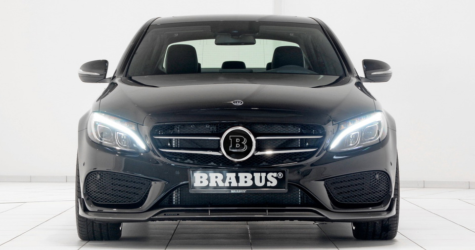brabus w205 mercedes benz c class adds amg line. Black Bedroom Furniture Sets. Home Design Ideas