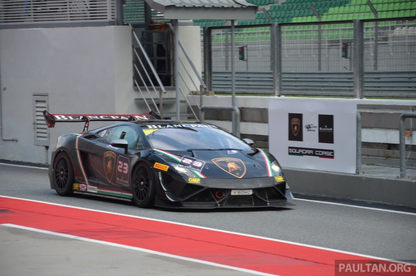 DRIVEN: Lamborghini Huracan LP 610-4 at Sepang Image #292871