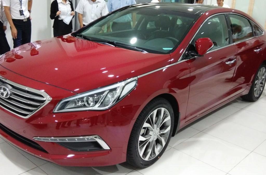 New Hyundai Sonata On Oto My 2 0 Elegance Rm140k 2 0