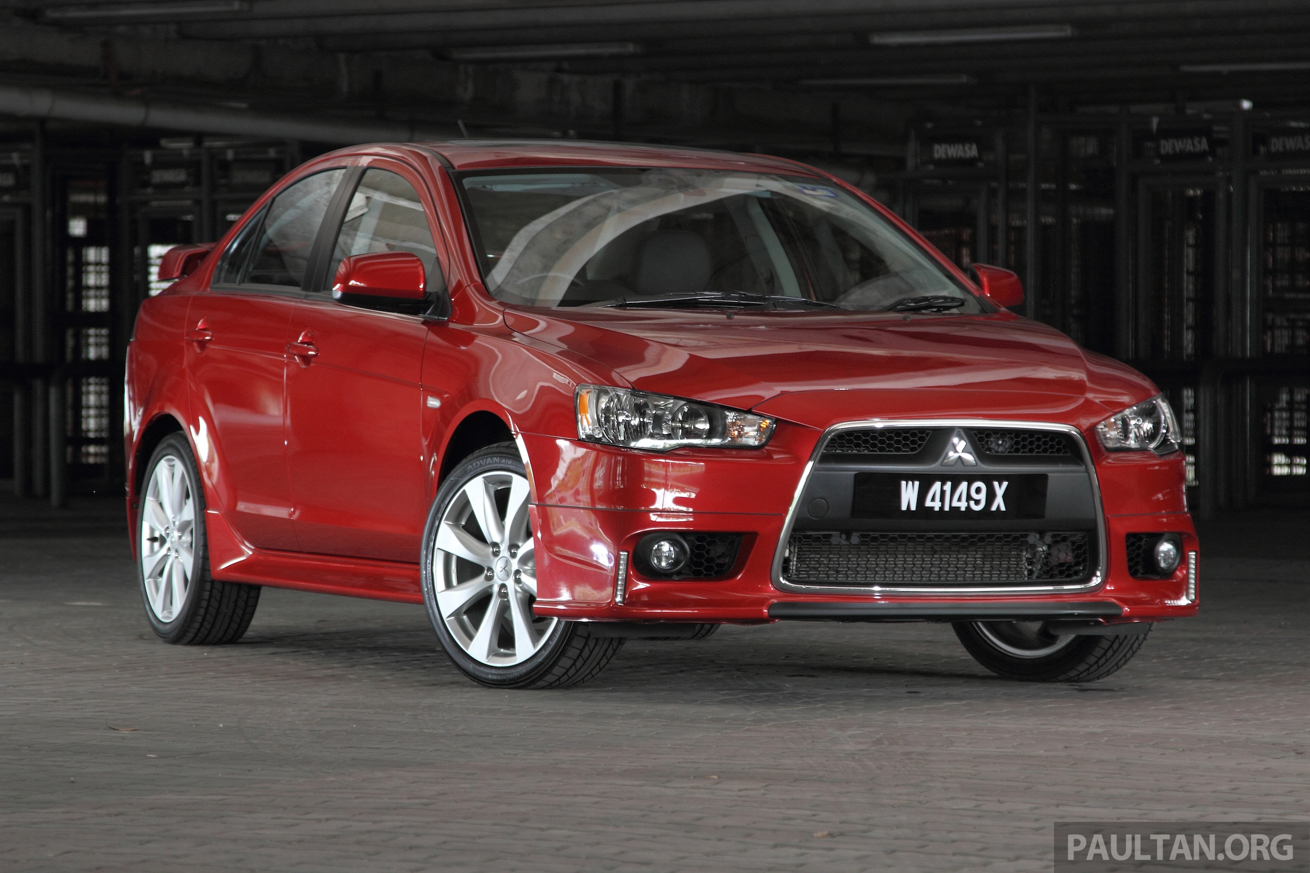 Next Mitsubishi Lancer to be a Renault-based sedan?