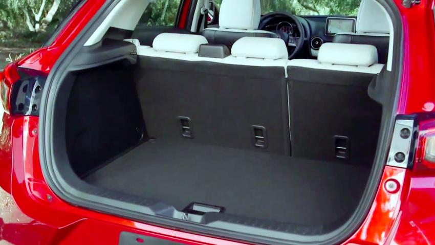 Mazda Cx 3 >> Mazda CX-3 – new B-segment SUV officially unveiled Image ...